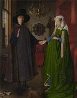 Arnolfini Portrait – Jan Van Eyck