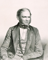 Charles Darwin lived at Down House