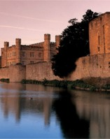 Henry VIII stayed at Leeds Castle