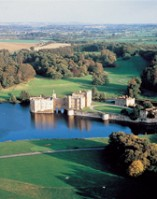 Leeds Castle and Hever Castle