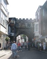 New Street Gate