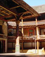 Globe Theatre in Southwark