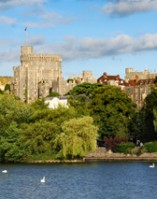 Windsor Castle and Eton