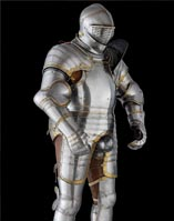Henry VIII's armour