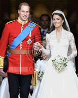 Prince William and Catherine Middleton's Wedding