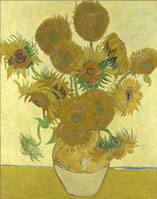 Sunflowers – Vincent Van Gogh
