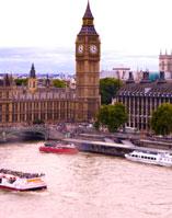 Thames River Boat