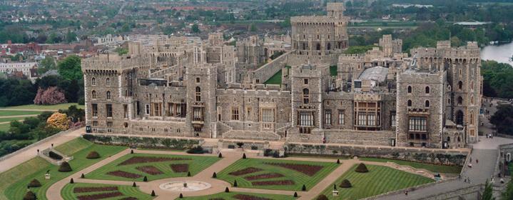 Windsor Castle And Eton Cognoscenti Guides